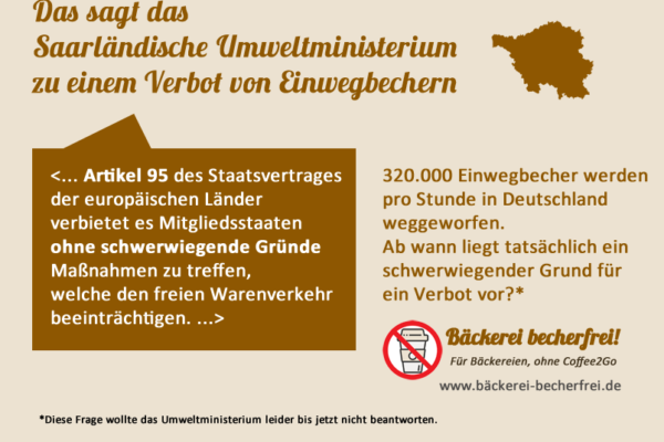 Das sagt das Umweltministerium im Saarland