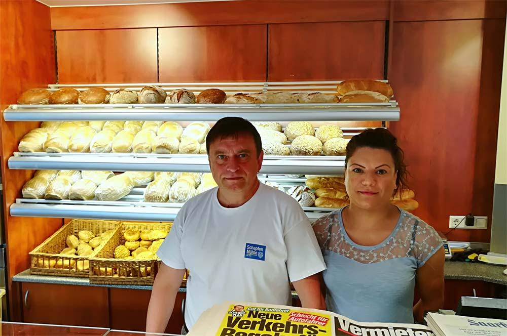 Bäckerei Kalmes in Uchtelfangen (Illingen)
