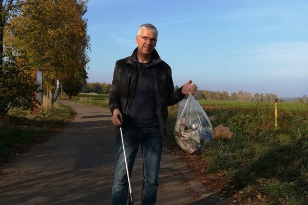 VHS-Vortrag: überall Müll!