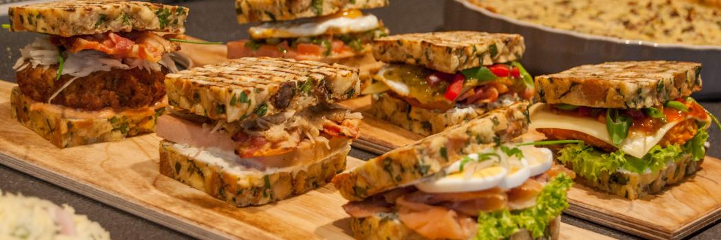 Bäckerei Lenert ist nicht nur mit dem Semmelknödel-Sandwich besonders innovativ
